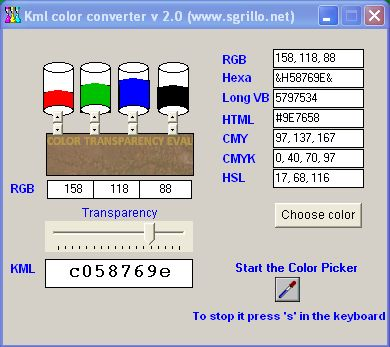 colour converter cmyk to rgb